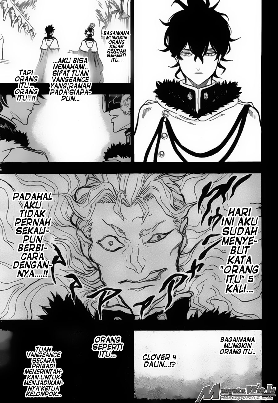 Black Clover – Chapter 121 : Knock Down