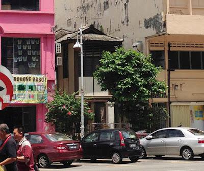 'Rumah Degil' Chow Kit, Warisan Yang Perlu Dipertahankan