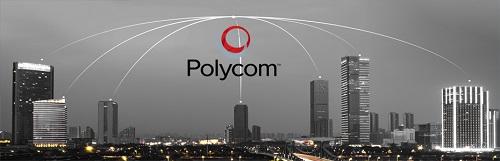 Kết quả hình ảnh cho hội nghị truyền hình polycom