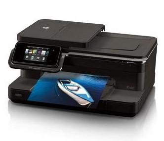 HP Photosmart 7510 Télécharger Pilote