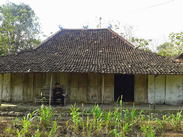 rumah limasan soko 12 cm