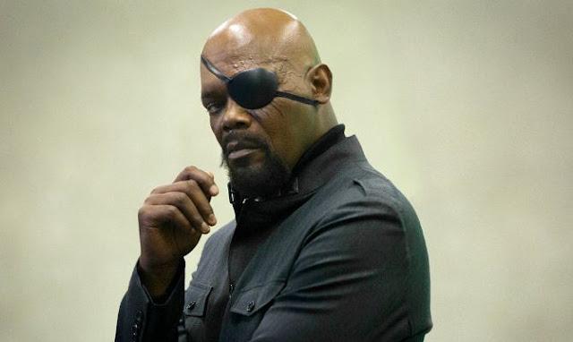 Samuel L. Jackson Coming Back In  'Captain Marvel'