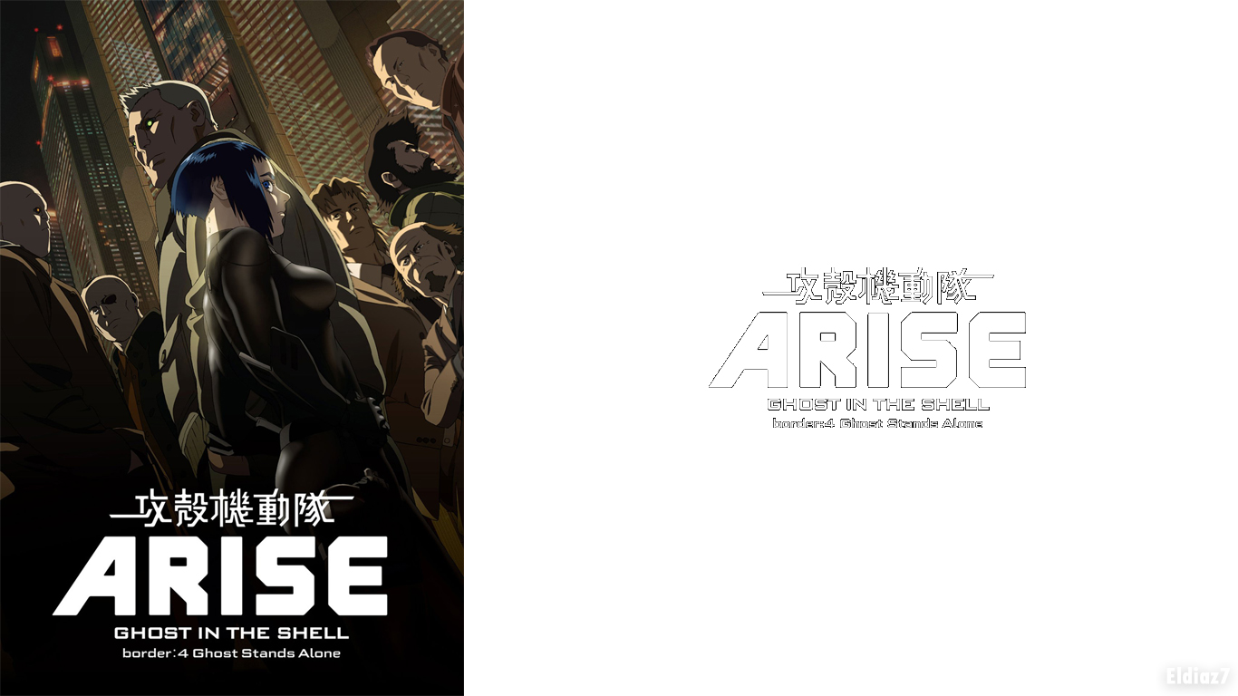 Ghost in the Shell: Arise - Border:4 Ghost Stands Alone Subtitle Indonesia