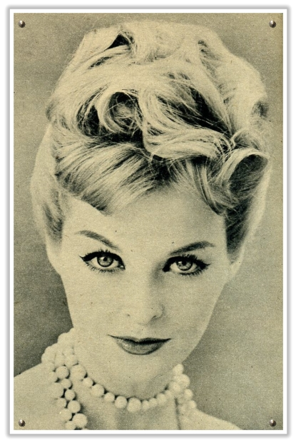1950s Hair Competition Clary Sage College On Pinterest