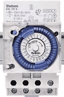 "Timer Switch ""Theben SUL 181h"""