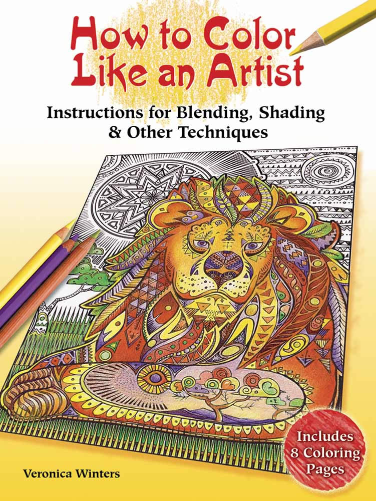 Handmade By Deb How To Color Like An Artist Review GIVEAWAY