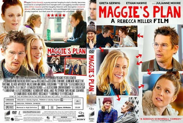 Maggie's Plan – Latino, Inglés