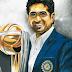 Sachin Tendulkar with ICC World Cup Trophy 2011