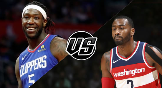 Live Streaming List: Washington Wizards vs LA Clippers 2018-2019 NBA Season