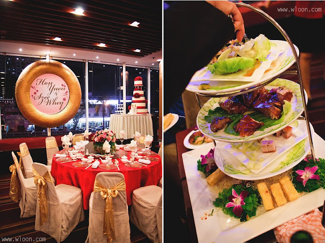 chinese Restaurant wedding in Jaya 33 PJ