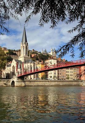 quais de Saône visite guidée Lyon
