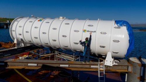 Подводные ЦОД – первый серьезный эксперимент копании Microsoft