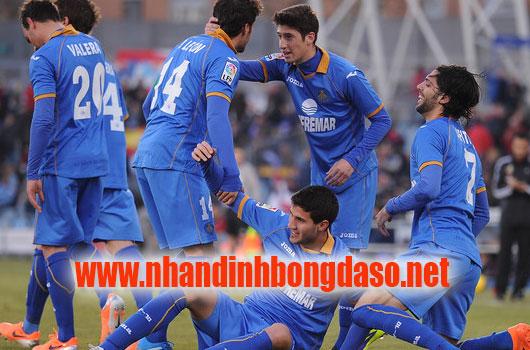 Getafe vs Deportivo www.nhandinhbongdaso.net