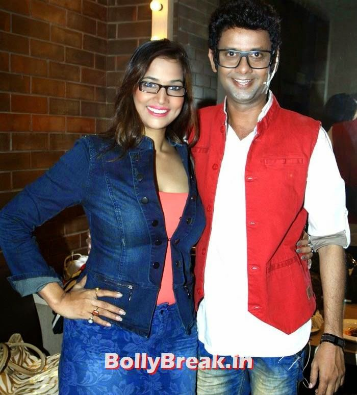 Tanisha Singh, Rehman Khan, Brinda Parekh, Tanisha Singh at Rehman Khan's Stand Up Comedy Show