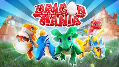 Dragon Mania Mod Apk v4.0.0 Update Terbaru (Unlimited Money/Gems/Coins)