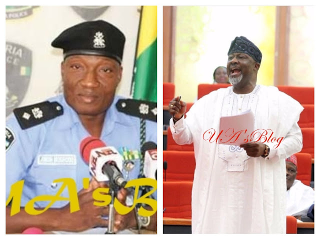 Police: No complaint filed to indicate Melaye has been kidnapped