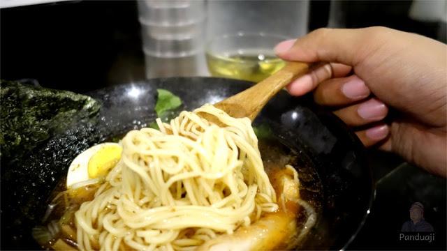 Halal Ramen di Naritaya Asakusa Tokyo