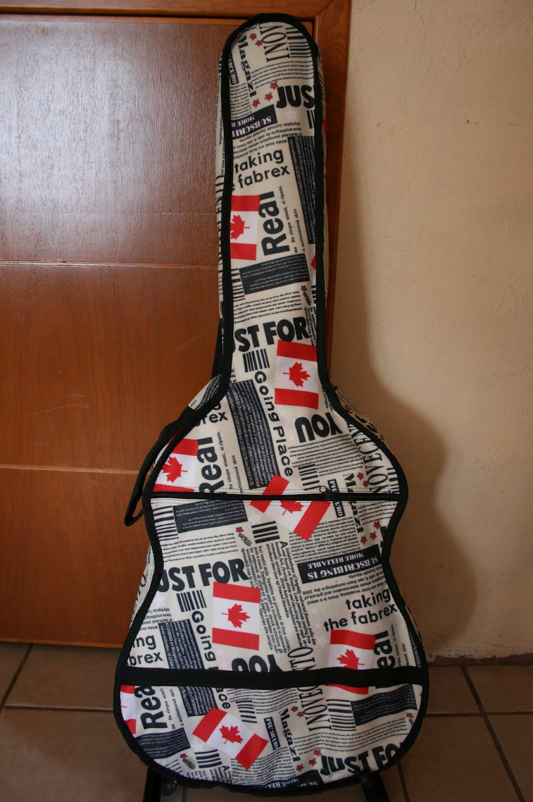 Guitarras Decoradas Taller Medina Cardiel Funda Para Guitarra Doble Decorada