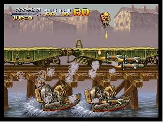 Metal Slug X PS1 For PC