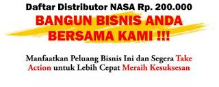 daftar distributor nasa