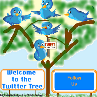 Twitter Tree, You Tweet Ours, We Tweet Yours