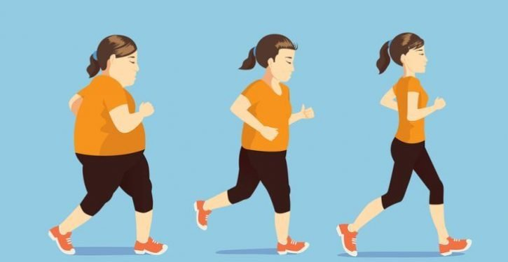Here's How You Need To Walk Every Day To Lose Weight
