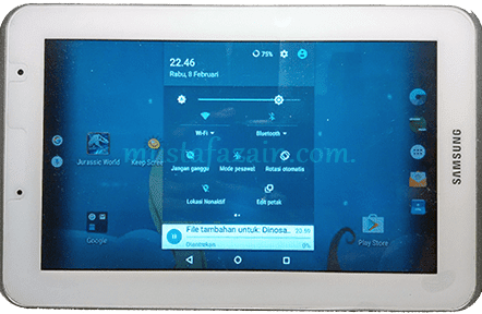 Cara Update Galaxy Tab P3110 Ke Android 6 Marshmallow