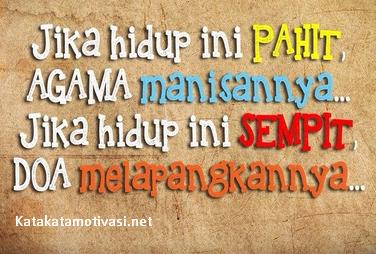 Kata Kata Motivasi Hidup Dalam Bahasa Melayu