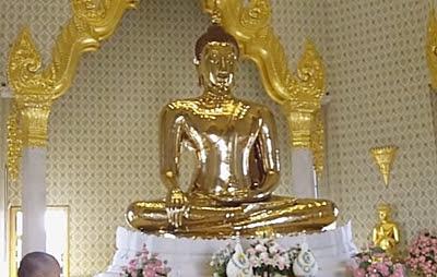 kuil budha bangkok