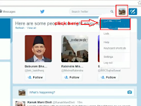 how to change profile image on twitter mobile