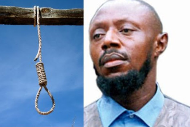 Embattled Reverend King Who Is To Die By Hanging  Impregnated 24yrs Old Female Prison Warden