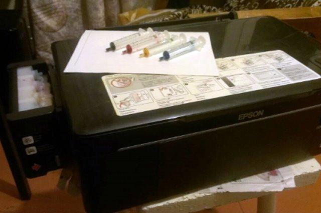 Resetter printer Epson L200