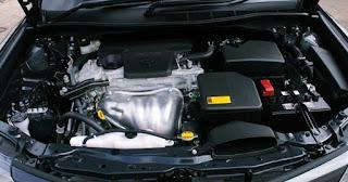 2016 Toyota Camry Atara SL Review Engine Performance