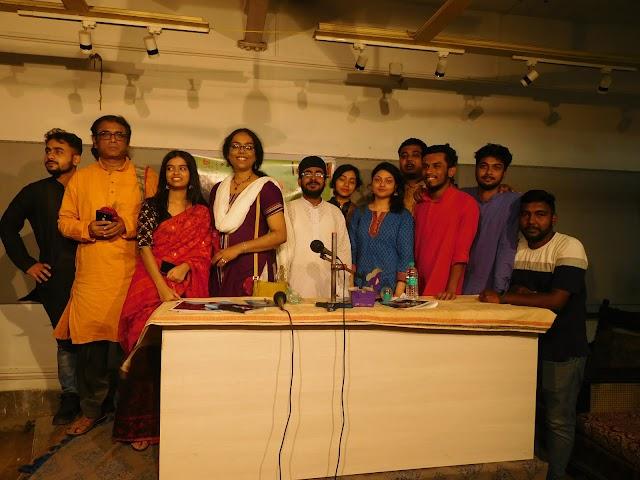 বইটই-য়ের নতুন কবিতা সংকলন 'কবিতাবাড়ি'-র মোড়ক উন্মোচন
