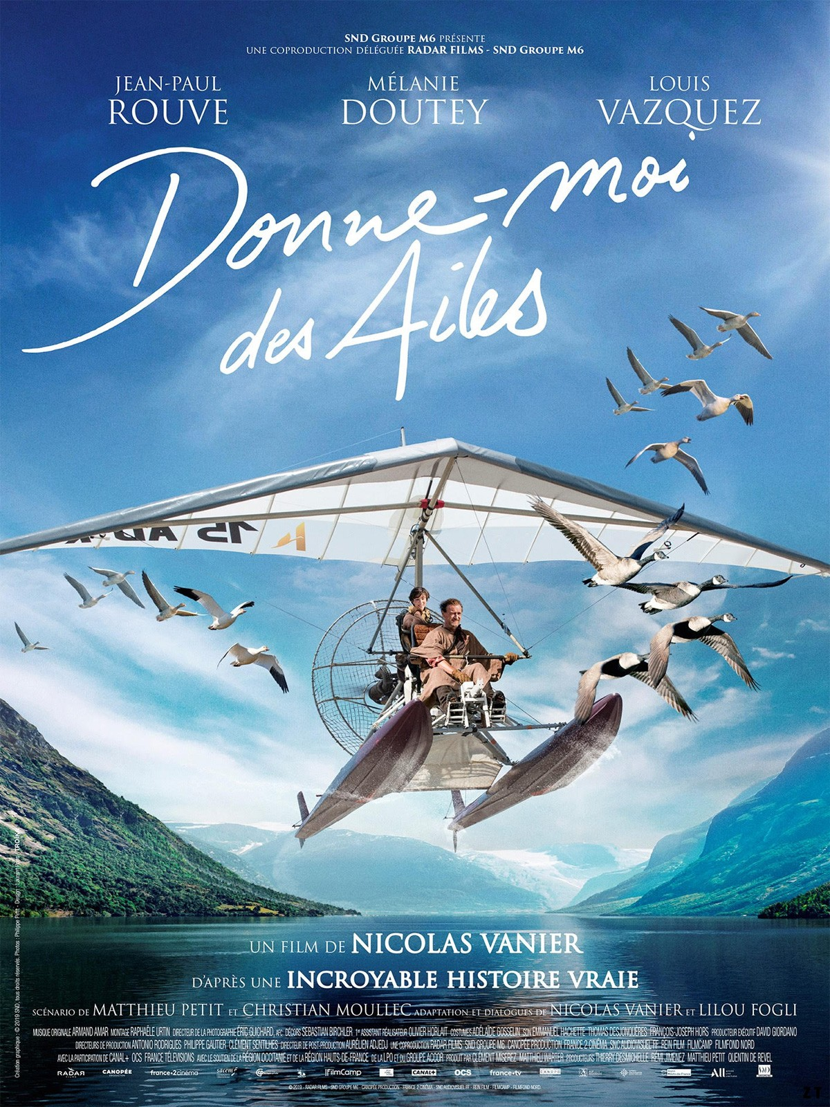 Donne-moi des ailes [HDRip] [Streaming] [Telecharger]