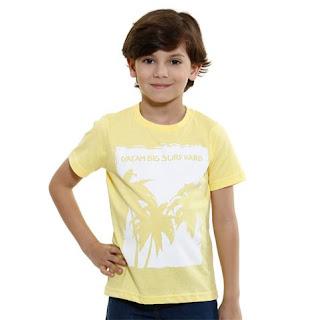camisa de réveillon para meninos