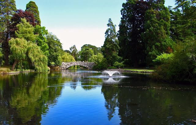 Beacon Hill Park em Victoria
