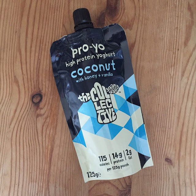 The Collective Pro-Yo - high protein yoghurt coconut with honey and vanilla