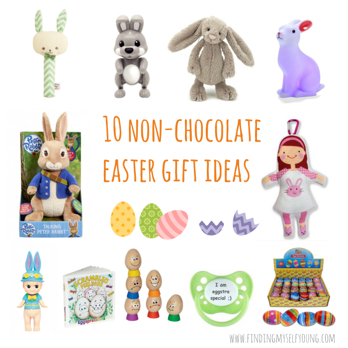 10 non chocolate easter gifts for kids