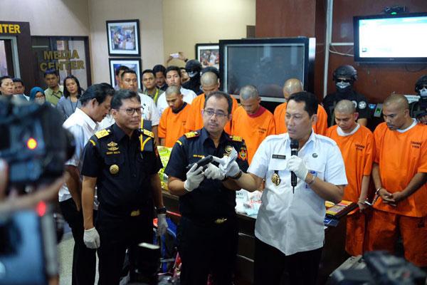 Nah Lho, BNN Duga Ada Keterlibatan Pemprov DKI Dalam Peredaran Narkoba di Jakarta