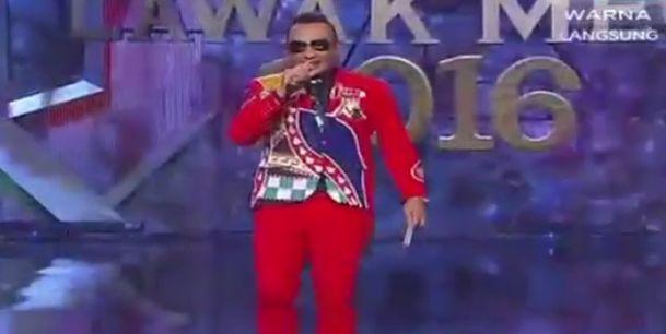 Maharaja Lawak Mega 2016 Minggu Ke-3