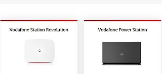 Modelli Vodafone