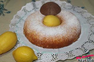 Rosco de limón y coco.