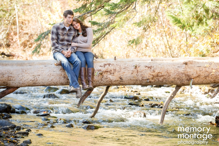 Yakima Engagement Photos Holly and Brooklyn