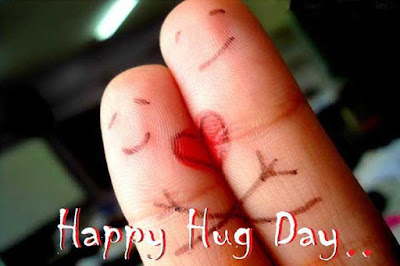 Hug Day 2019 Wishes Photo