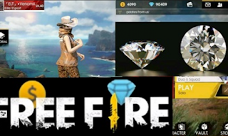 Ceton live, Free Fire Battlegrounds hack diamonds gratis dengan ceton life ff/
