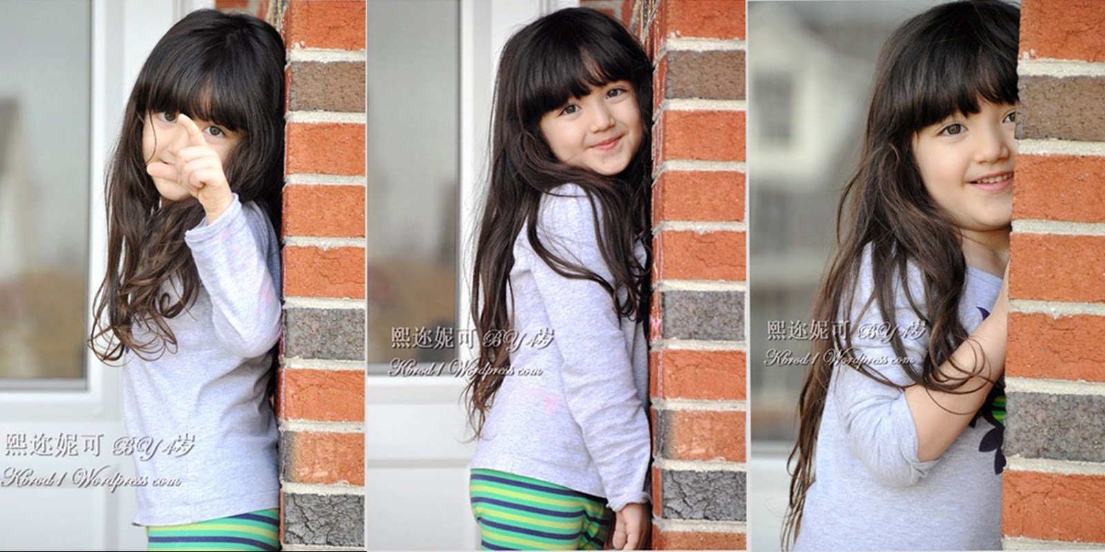 Kenneth Nicole Brodsky Gadis Kecil Tercantik Di Dunia Berita