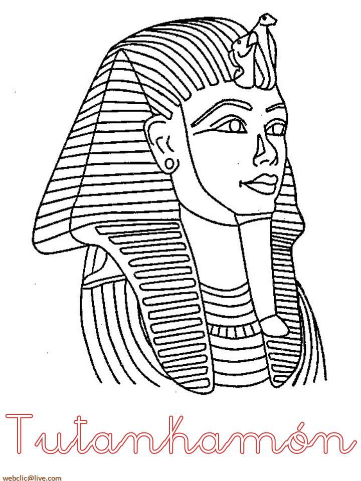 Egito Antigo Para Colorir Aprender E Brincar