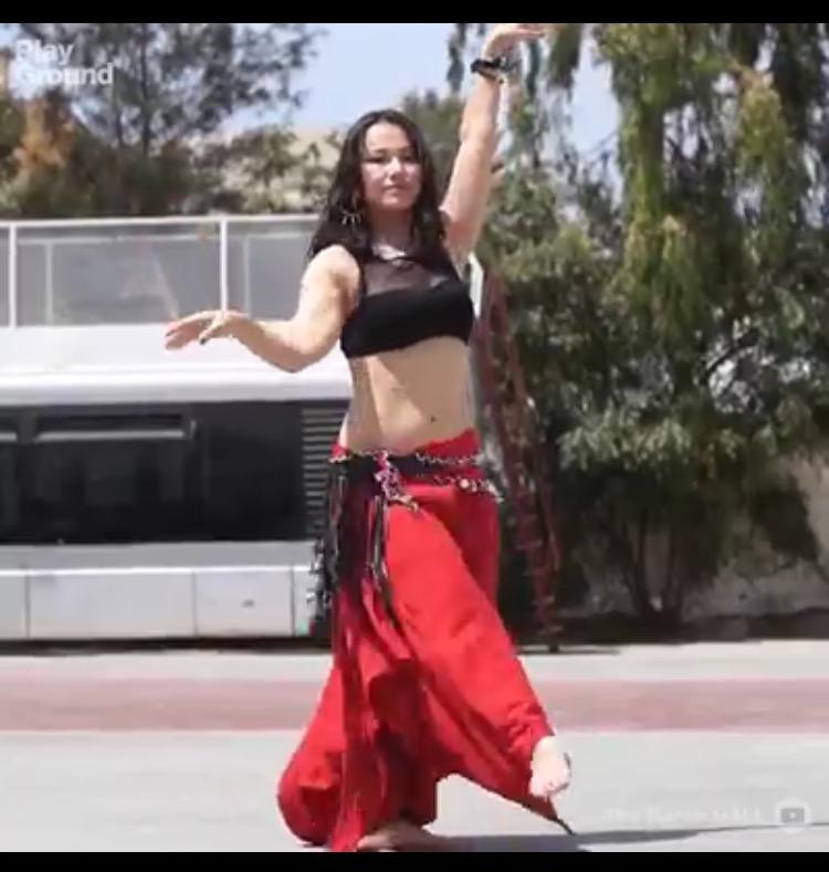 Twitter spansk dansa