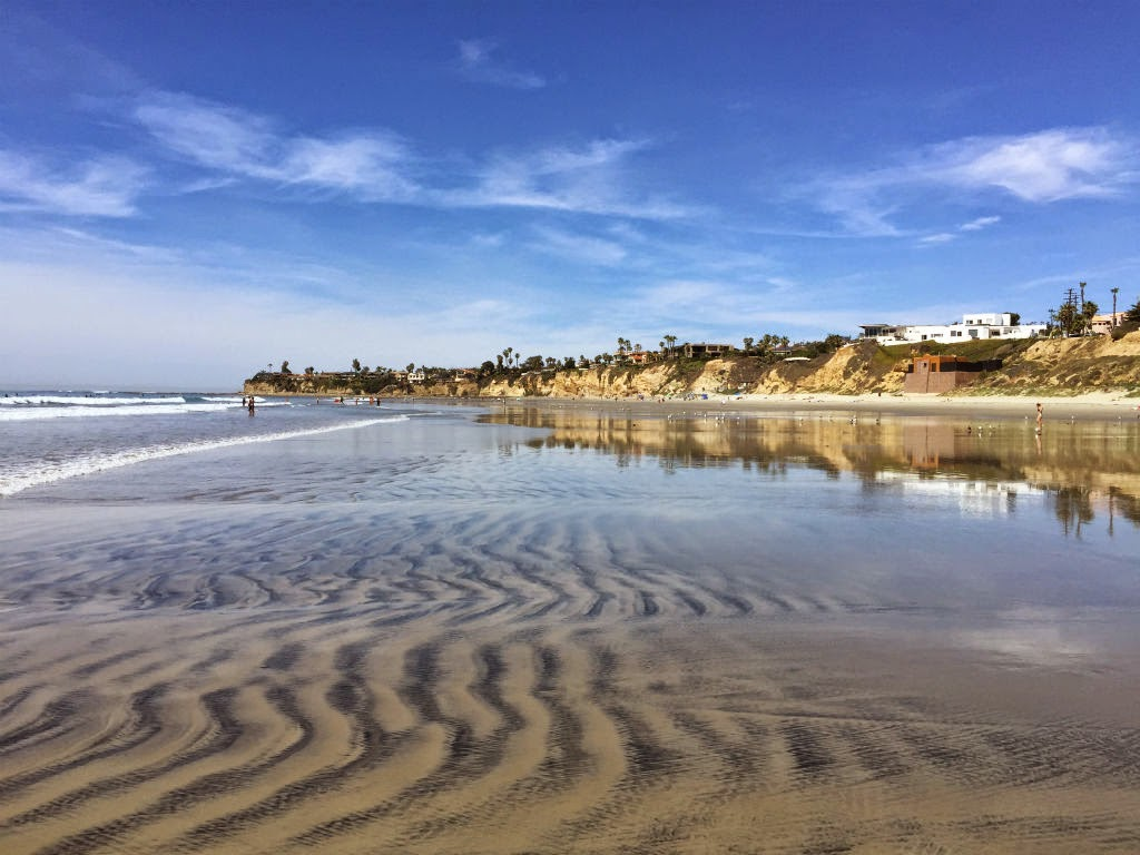 Pacific Beach San Diego - Tourmaline Surf Park